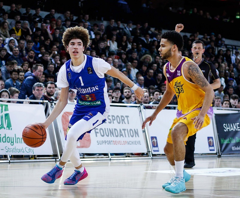 Lamelo Ball Says He S Better Than His Brother Lonzo