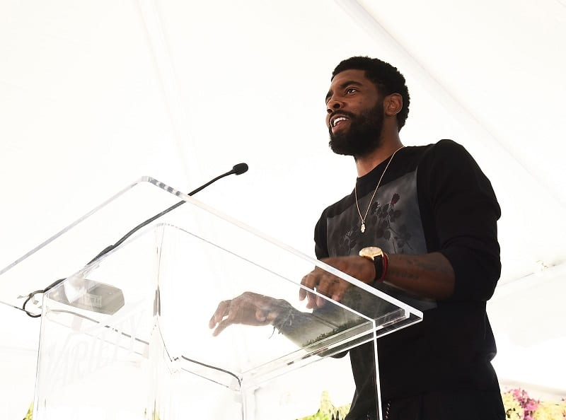Kyrie Irving Pledges $1.5 Million for WNBA Players to Skip Season