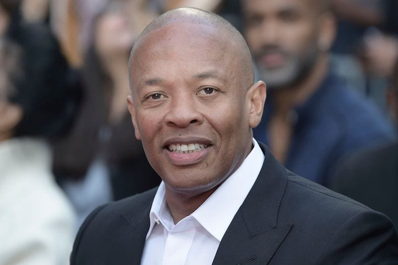 Dr. Dre Spotted With Mystery Woman Following Divorce