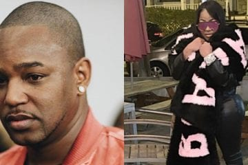 Cam'Ron's Longtime Girlfriend, Baby's Mother, Tawasa Harris, Passes Away