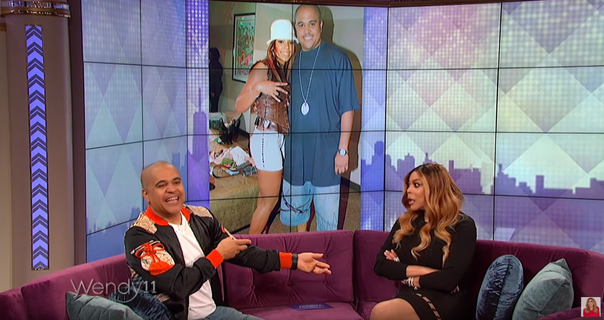Irv Gotti Clears Up Relationship With Ashanti: 'She's No Homewrecker'