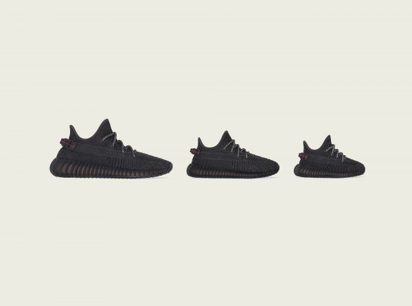 adidas yeezy boost 350 v2 black reflective release date