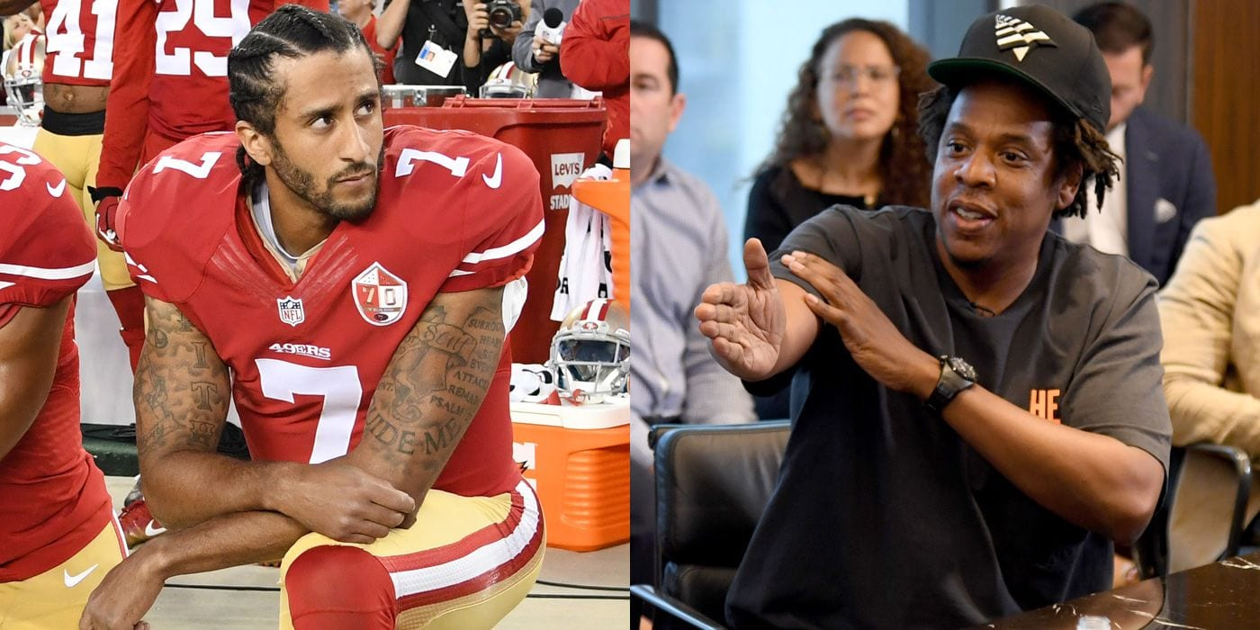 JAY-Z Was Reportedly Involved in Colin Kaepernick's Private Workout With the NFL | The Source