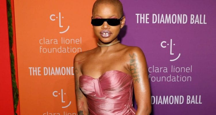 Slick Woods Reveals She's Undergoing Chemotherapy