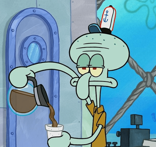 Squidward Spinoff Reportedly in the Works at Netflix