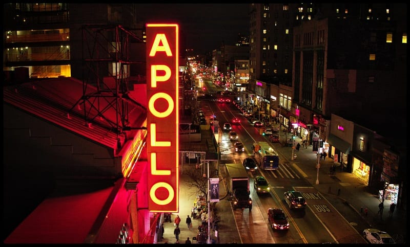 The Apollo documentary Courtesy of Cortes Films