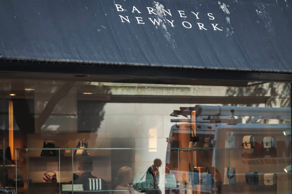 barneys officially sold stores expected to close