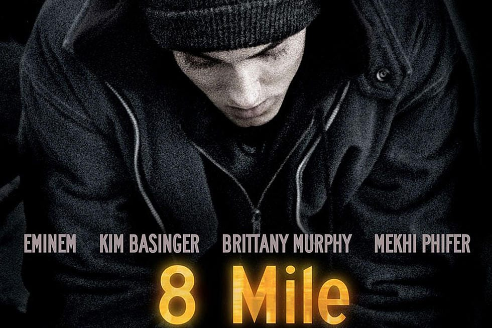 Today In Hip Hop History: Eminem's '8 Mile' Debuts In Theaters 16 Years Ago