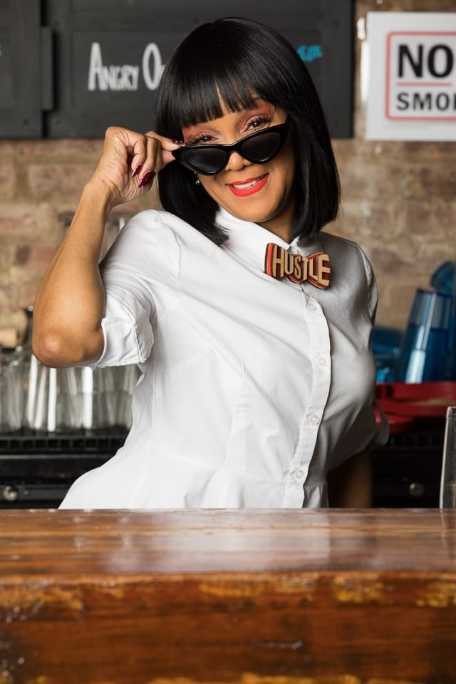 Mama Jones Hosting New Talk Show 'Cheers to Harlem' in Harlem