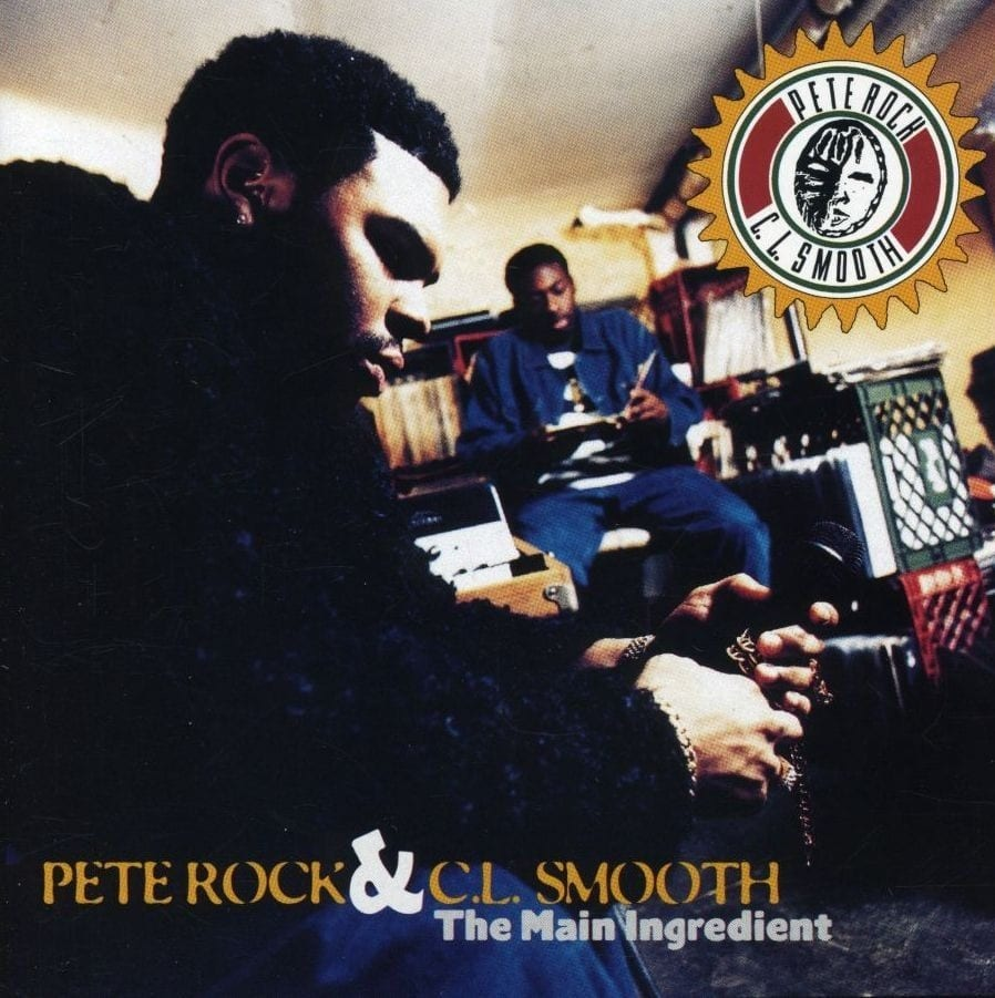 Today in Hip-Hop History: Pete Rock & CL Smooth Released 'The Main Ingredient' 25 Years Ago Today