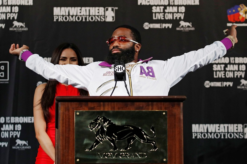 Meek Mill, Young Thug and More Set to Feature on Adrien Broner's Rap Album