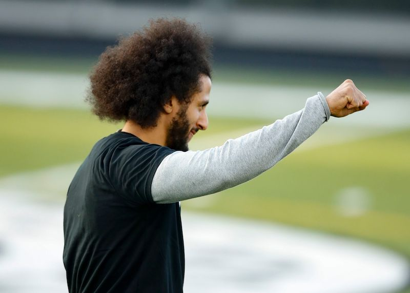 Colin Kaepernick Breaks Silence on the Civil Unrest Going on in Minnesota 'We Have The Right To Fight Back'