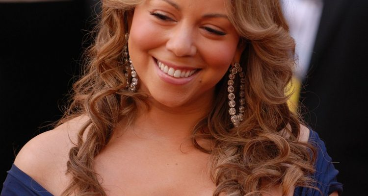 px Mariah Carey @  Academy Awards e