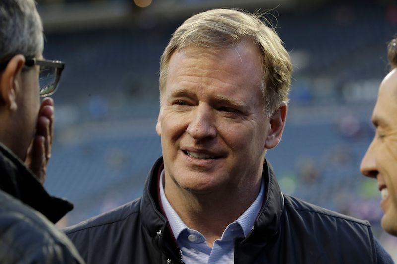 "SOURCE SPORTS: NFL Commissioner Roger Goodell Admits ""The Rooney Rule"" Isn't Working"