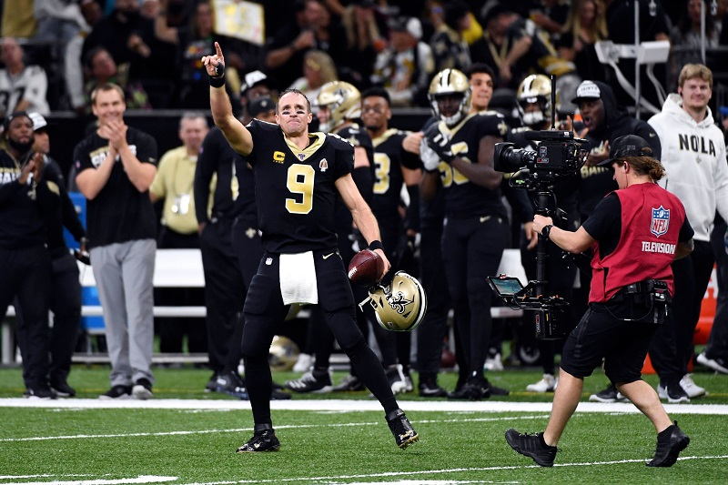 SOURCE SPORTS: Drew Brees Issues Apology Following Anti-Kneel Statements
