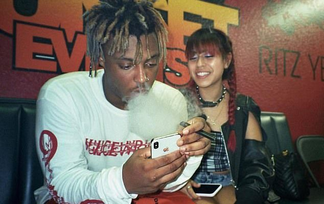 Juice WRLD's Ex-Girlfriend Details his Drug Abuse, Claims he Was Violent During Withdrawl
