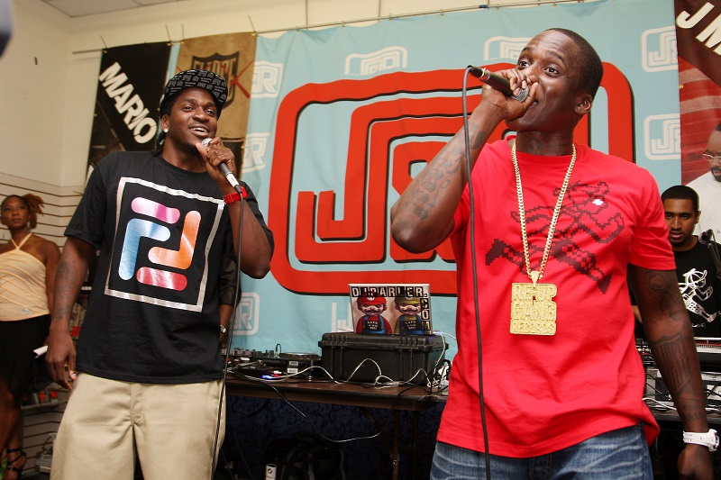 The Source |Former Clipse Manager Claims 95% of Group's Drug Lyrics Were Based on His Life