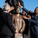 Rosa Parks Memorialized With Statue in Montgomery