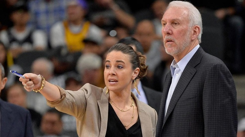 SOURCE SPORTS: Becky Hammon is Interested in the Knicks' Head Coach Opening