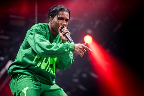 A$AP Rocky's 'Live.Love.A$AP.' Mixtape Coming To Streaming Services