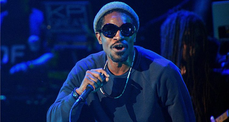 Andre 3000 Admits he's Not Motivated to Complete a 'Serious' Project