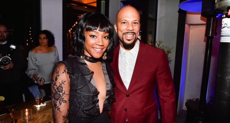 Tiffany Haddish Seemingly Confirms Dating Rumors Following Virtual Date With Common