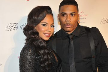 Ashanti Says Hasn't Seen Nelly Since They Broke Up