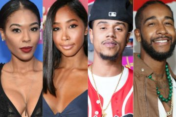 Moniece Slaughter Insists Fizz and Omarion Were Friends: 'My Son Referred to Omarion Then & Now as Uncle O'