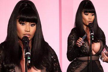 Nicki Minaj Pays Homage to Juice WRLD During Billboard's Women in Music Awards