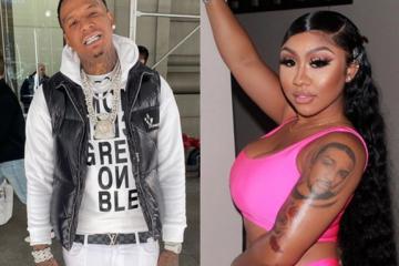 Moneybagg Yo and Ari Spark Dating Rumors