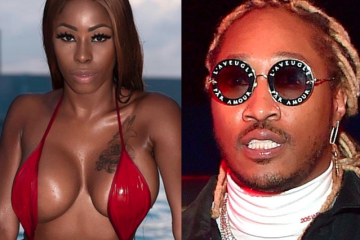 You Are the Father: Eliza Reign Teams Up With Future's Baby's Mother to Prove Paternity