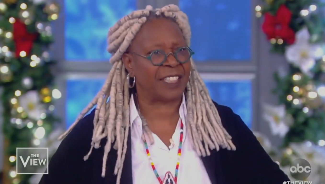Whoopi Goldberg Snaps on Meghan McCain, 'Girl, Please Stop Talking Right Now!'