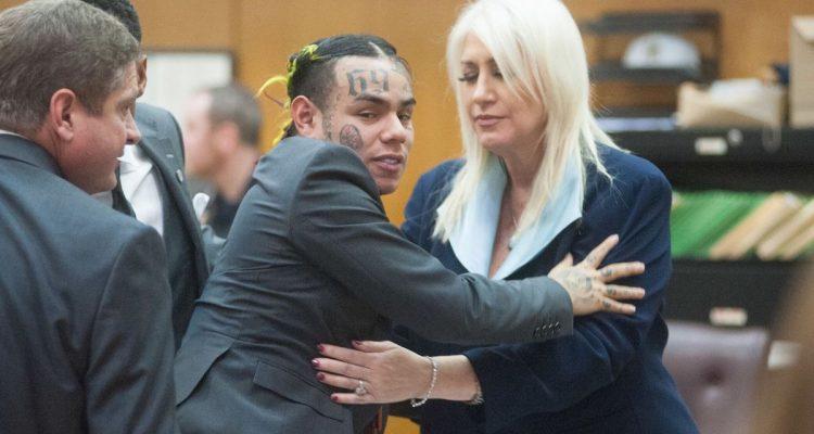 Tekashi in court