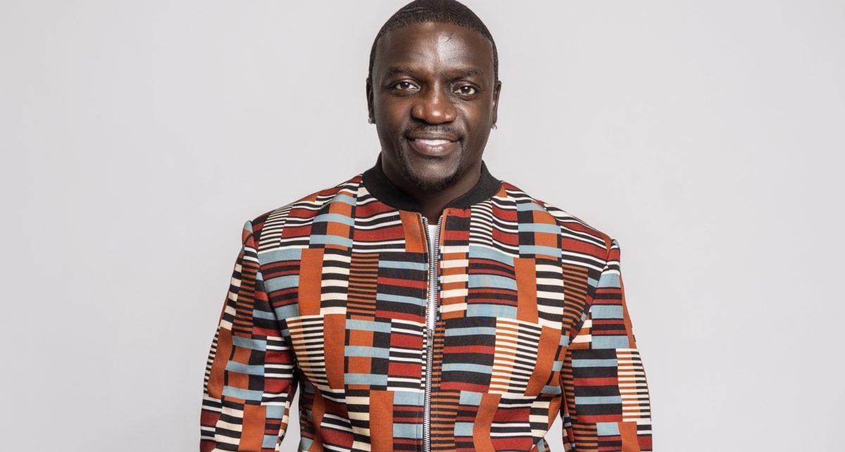 "Akon Releases New Visual For ""Wakonda"""