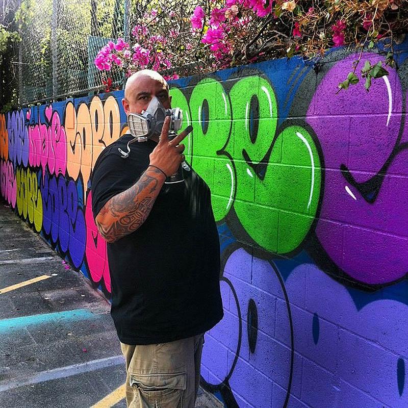 Happy 51st Birthday To Graffiti Legend COPE2 KD!