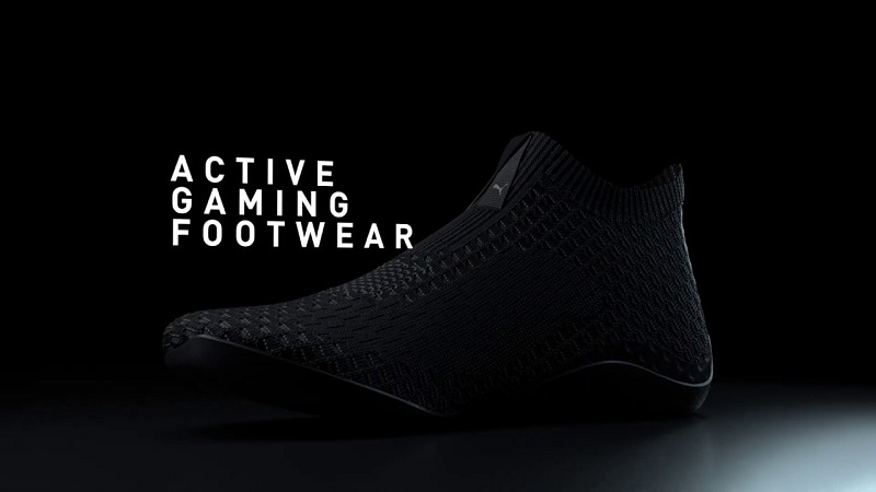 "Puma Launches ""Active Gaming Footwear"" Line For Gamers"