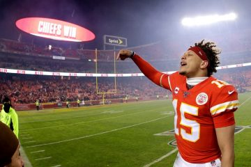 Patrick Mahomes Takes Note of NFL Players Stating He is Fourth Best