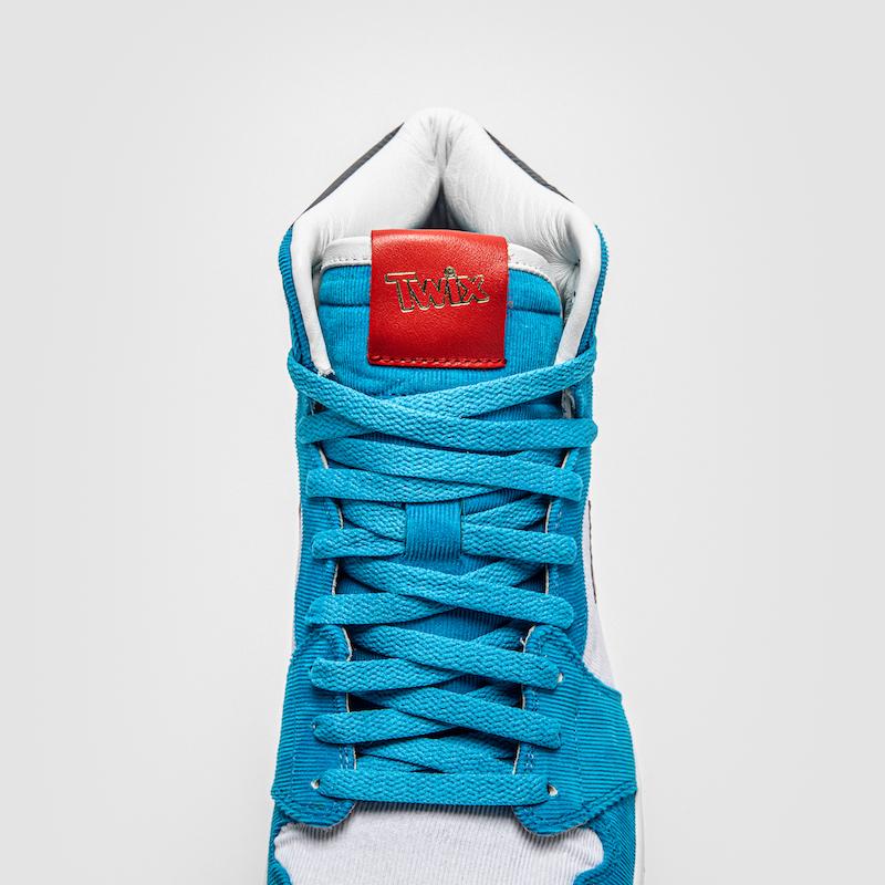 The Shoe Surgeon Creates Custom Air Jordan Retro 1 to Celebrate Cookies & Creme Twix Launch