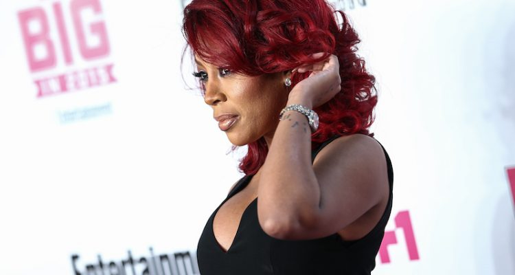 K. Michelle Responds to Butt Malfunction During Live