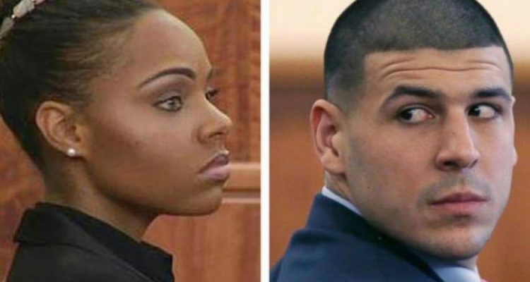 Aaron Hernandez's Ex-Fiance Opens Up About his Sexuality in Upcoming Interview