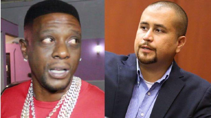 Boosie Badazz Denies False Reports of Him Beating Up George Zimmerman