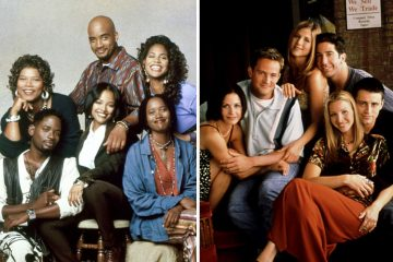 Erika Alexander Claps Back at David Schwimmer for Proposing an All-Black 'Friends' Reboot