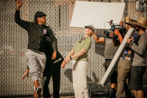 "Redman is Back in the Director's Chair for ""Slap Da Sh*t Oucha"" Video"