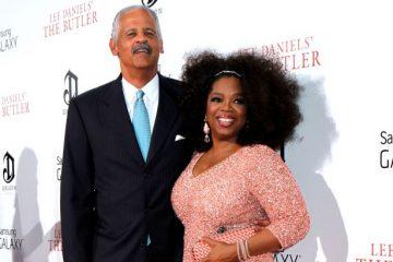 Oprah Winfrey Has Stedman Graham Isolated in Guest House Due to Coronavirus Precaution
