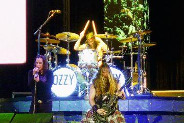 Ozzy Osbourne  e