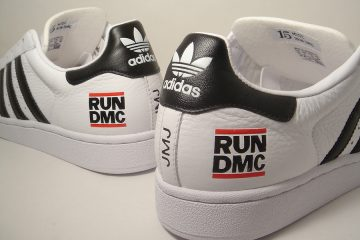 Run DMC adidas Superstar th Anniversary