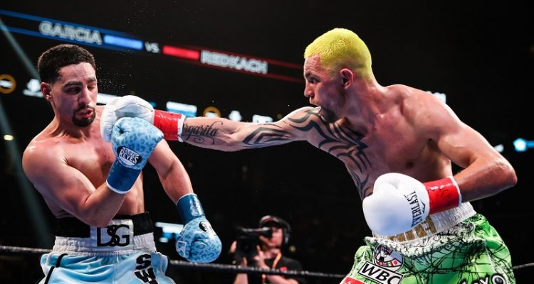 Boxer Ivan Redkach Loses Entire Purse After Danny Garcia Bite