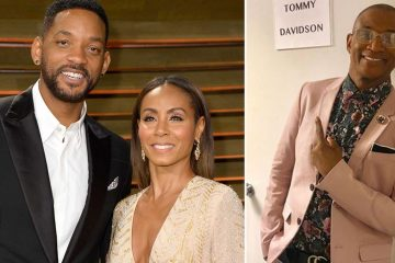 Tommy Davidson Recalls a Time Will Smith 'Went All Gangsta' on Him Following Unexpected Kiss With Jada Pinkett-Smith