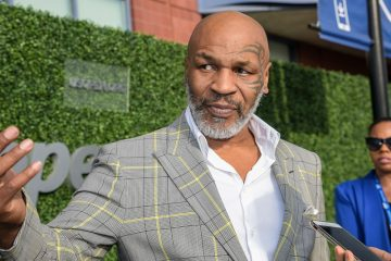 Mike Tyson is Set to Battle Great White Shark on 'Shark Week'
