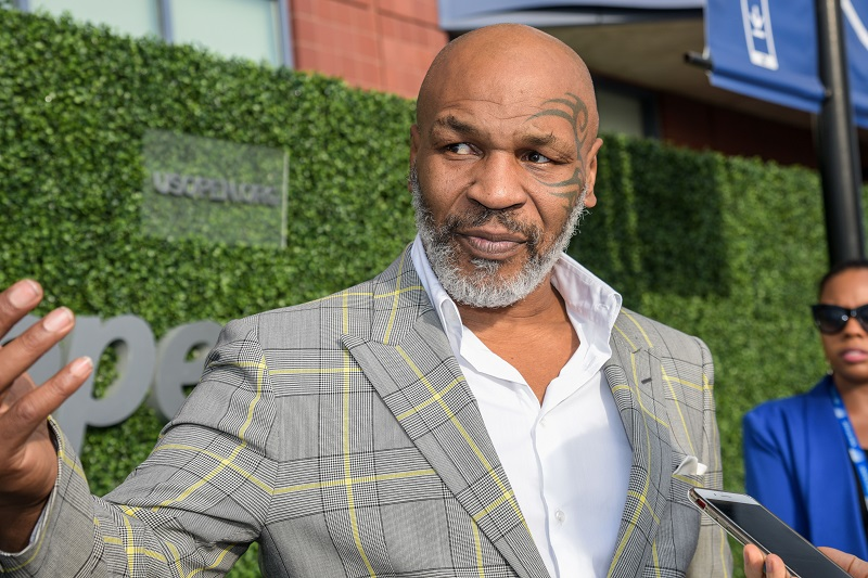 Mike Tyson Is Looking Forward To Voting For The First Time Ever